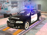 Игра Полиция: Патрульная Машина 3Д