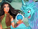 Принцесса в Поисках Драконьего Камня