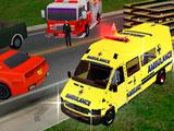 Игра Симулятор: Водитель Скорой Помощи