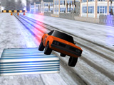 Игра Вождение Авто на 2 Колесах