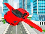 Игра Вождение Летающей Машины