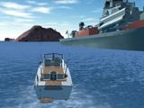 Игра Вождение Лодки
