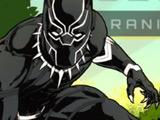 Чёрная Пантера Охота на Вибраниум