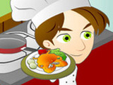 Шеф-повар морепродуктов