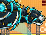 Робот Полицейский: Железная Пантера