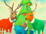 Игра Симулятор Рождественского Оленя